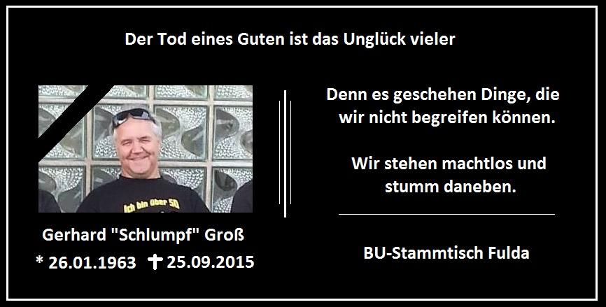25.09.2015 Gerhard Schlumpf