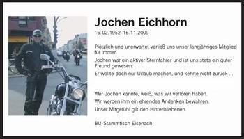 Jochen Eichhorn